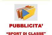 PUBBLICITA' MODULO PON SPORT DI CLASSE
