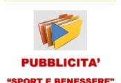"""PUBBLICITA' MODULI COMPETENZE DI CITTADINANZA GLOBALE_""""SPORT E BENESSERE"""""""